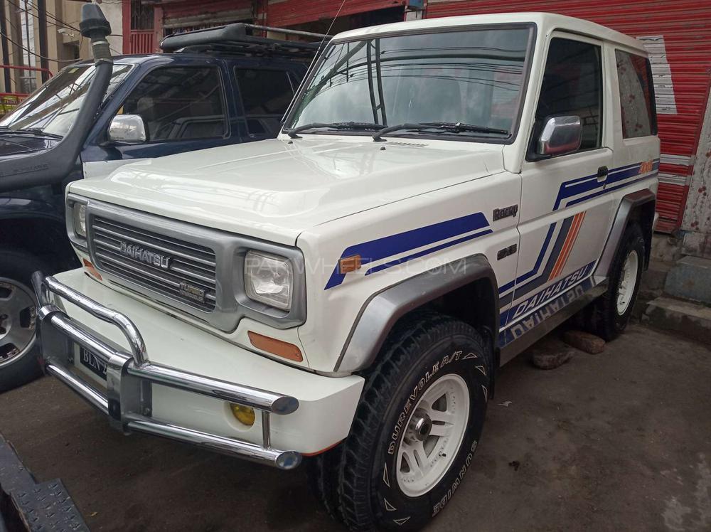 Daihatsu Rocky 1992 Image-1