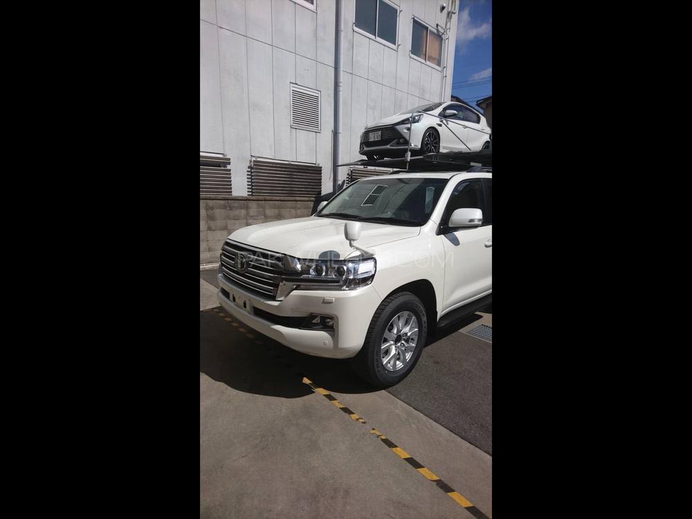 Toyota Land Cruiser AX 2019 Image-1