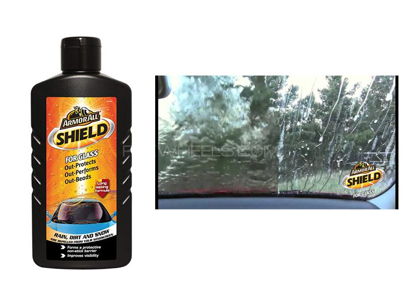 ArmorAll Shield For Glass 200ml Image-1