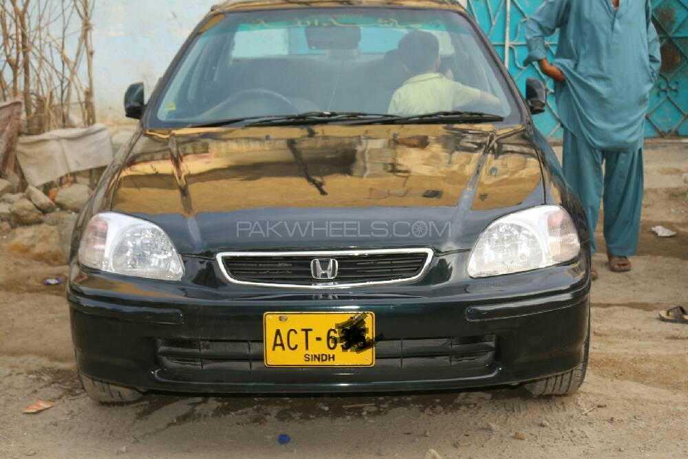 Bardzo dobra Honda Civic 1996 for sale in Karachi | PakWheels BY19
