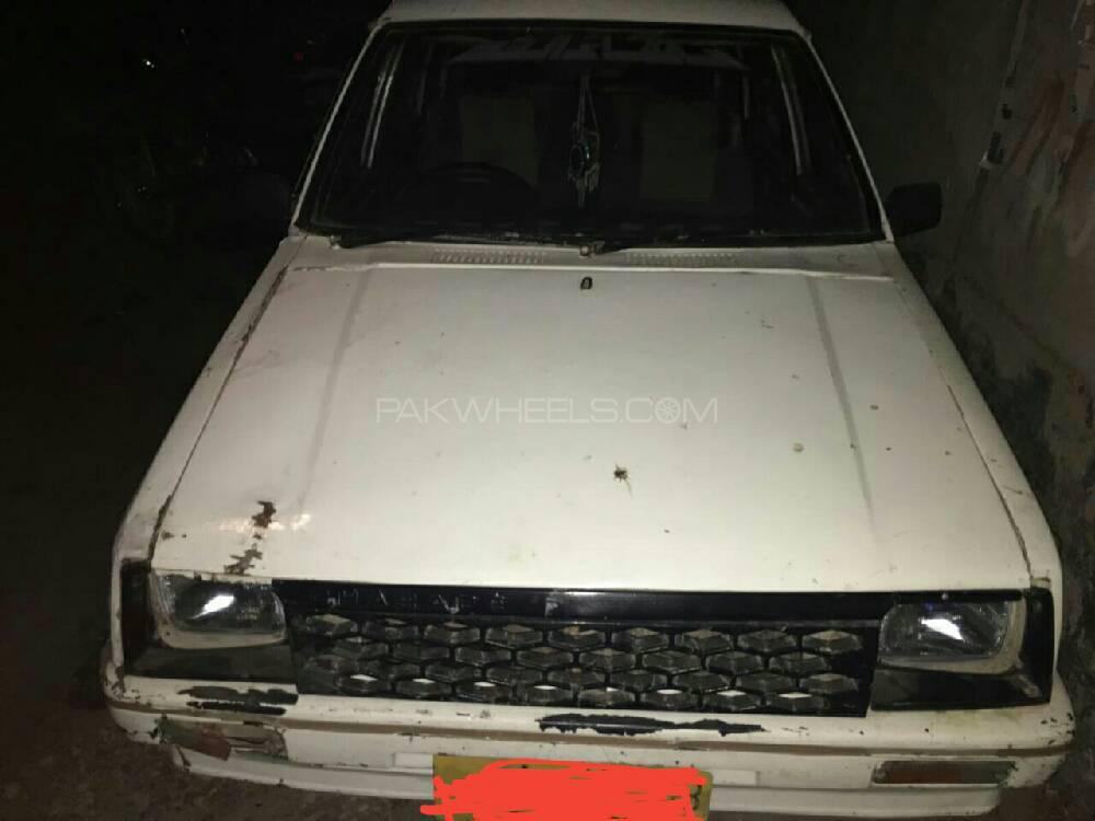 Daihatsu Charade Cx 1989 For Sale In Karachi Pakwheels