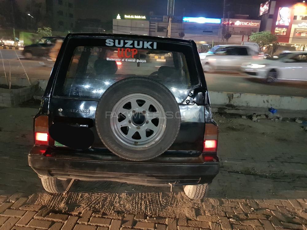 Suzuki Vitara 1989 Image-1