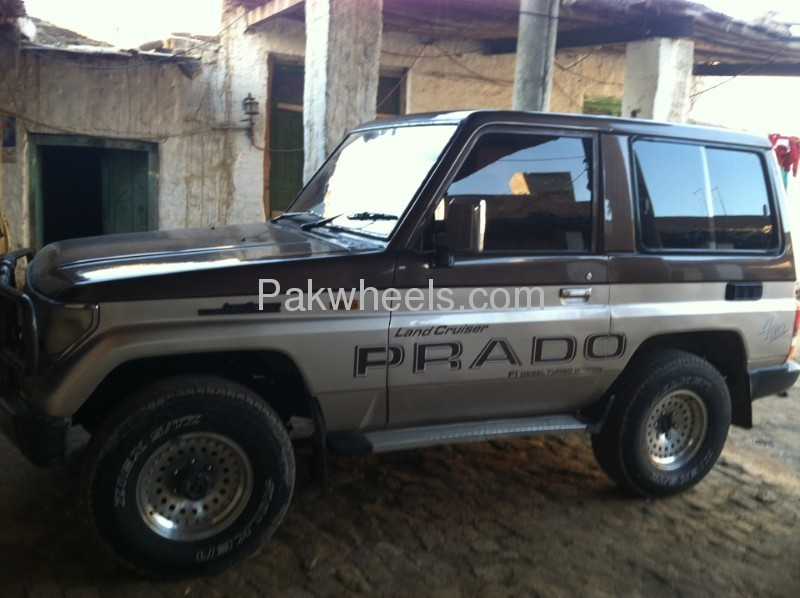 Toyota Prado TX 2.7 1991 Image-4