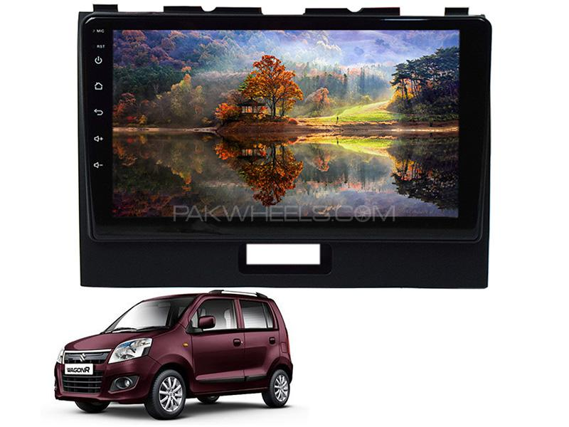 Vellfire Android Player For Suzuki Wagon R 2014-2019 Image-1