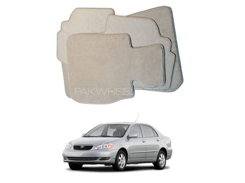Kenco Carpet Floor Mats For Toyota Corolla 2002-2008 Beige in Lahore