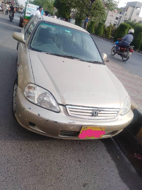 Honda Civic EXi 1999 Image-1