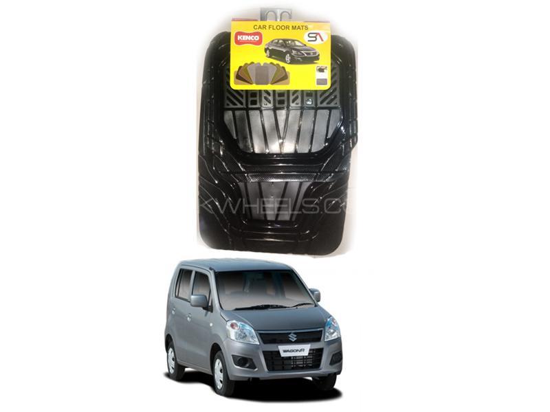 Kenco Pvc Floor Mats For Suzuki Wagon R Image-1