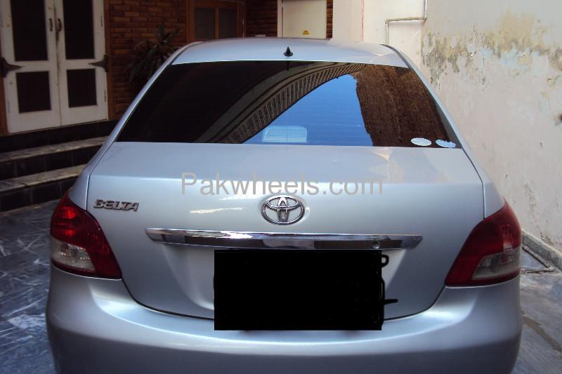 Toyota Belta 2006 Image-2