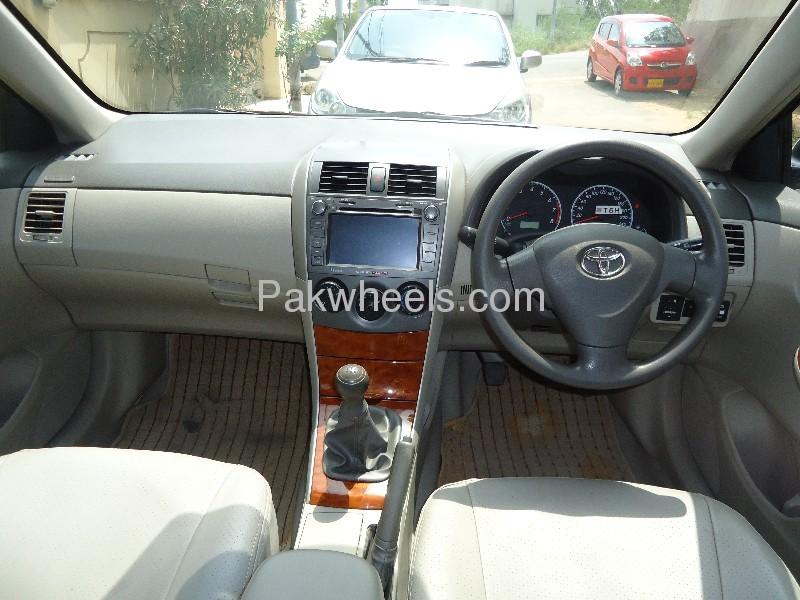 Toyota Corolla GLi 1.3 VVTi 2009 Image-8