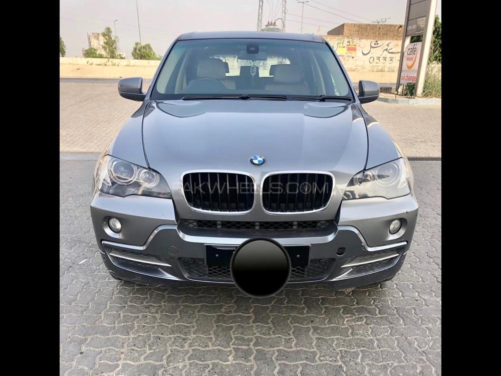 BMW X5 Series xDrive35i 2009 Image-1