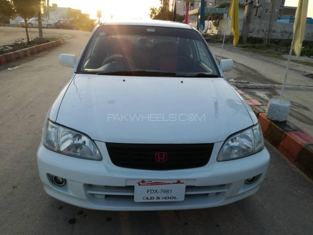 Honda City EXi Neo 1.5 2000 Image-1
