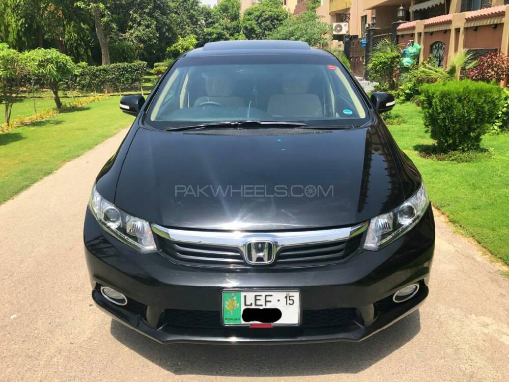 Honda Civic Vti Oriel Prosmatec 18 I Vtec 2015 For Sale In Lahore