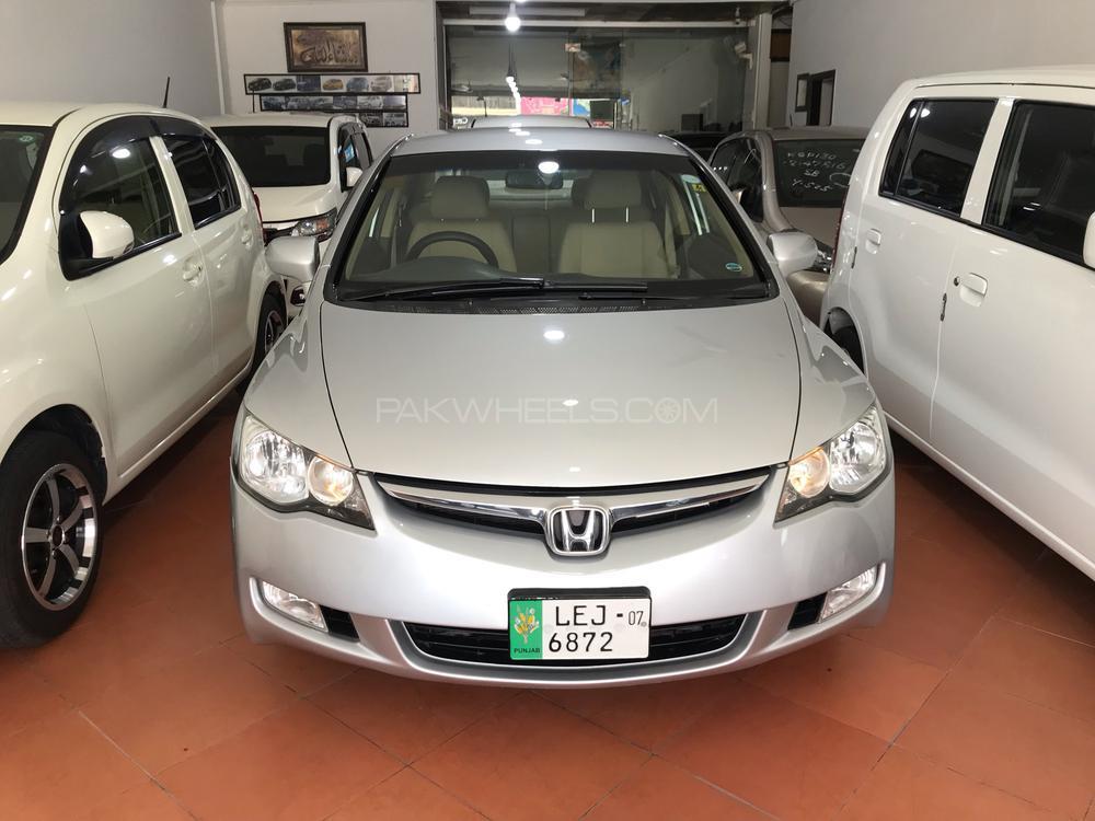 Honda Civic VTi Prosmatec 1.8 i-VTEC 2007 Image-1