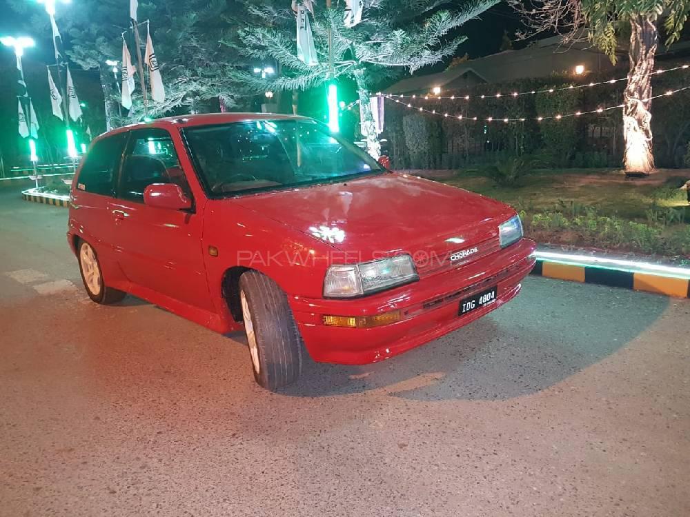 Daihatsu Charade Gt Ti 1988 For Sale In Islamabad Pakwheels