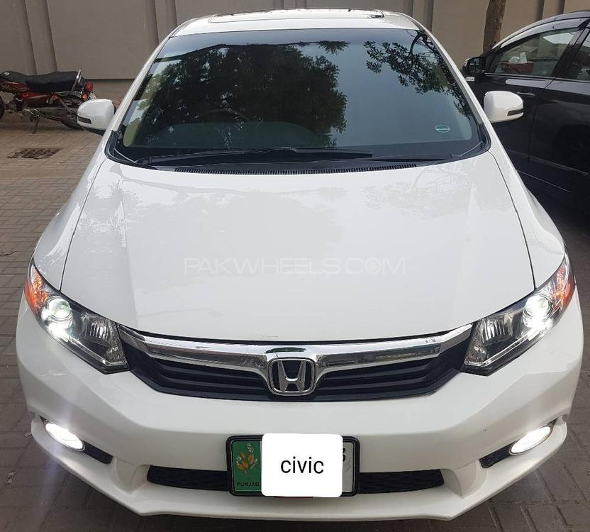 Honda Civic VTi Oriel Prosmatec 1.8 I-VTEC 2013 For Sale