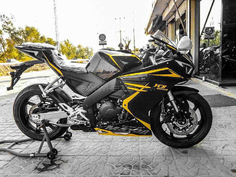 Used Kawasaki Ninja 650r 2019 Bike For Sale In Lahore 242679