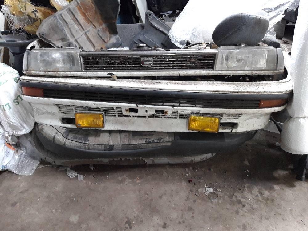 #Toyota #Corolla 1988 #Front #Bumper #Foglights #For #Sell Image-1