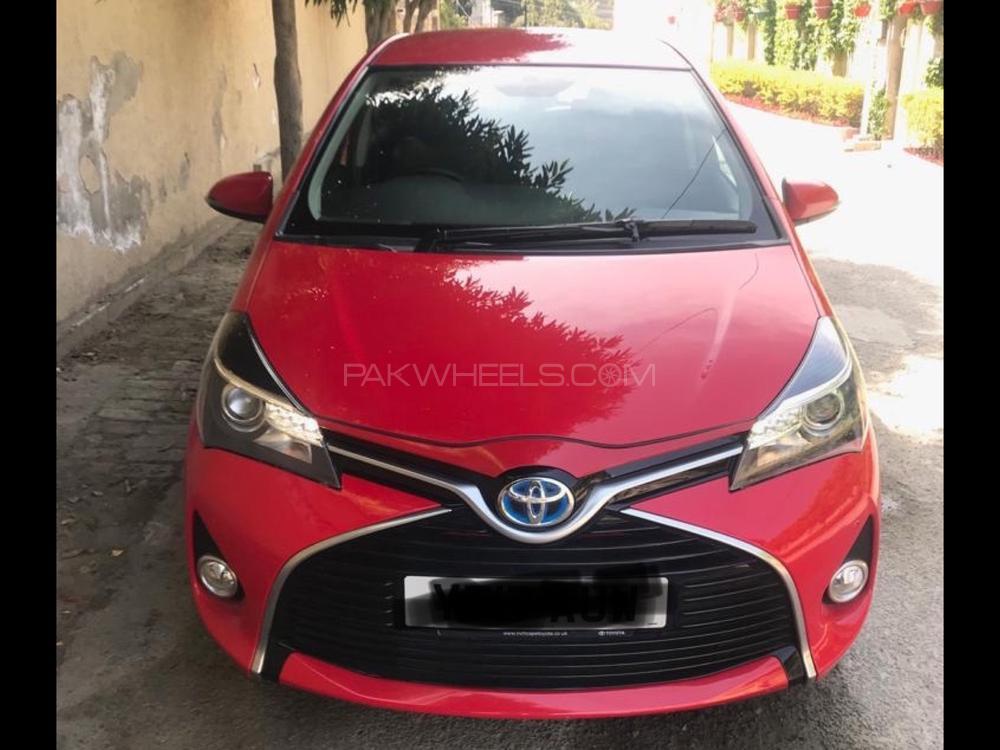 Toyota Yaris 2017 Image-1