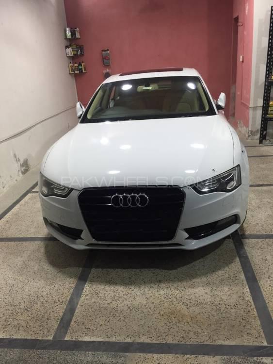 Audi A5 2013 Image-1