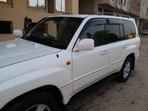 Toyota Land Cruiser 100 Series Cars for sale in Pakistan