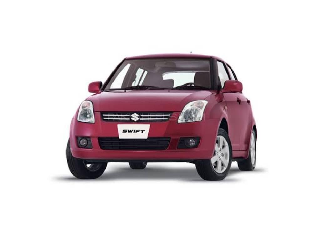 Suzuki Swift DLX 1.3 2019 Image-1