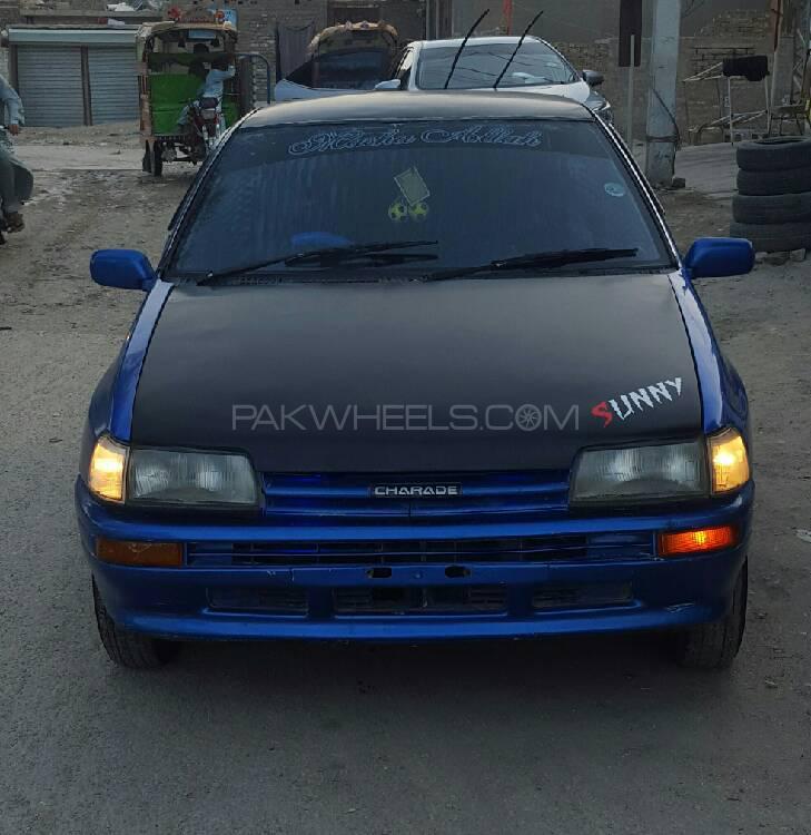 Daihatsu Charade GT-XX 1987 Image-1