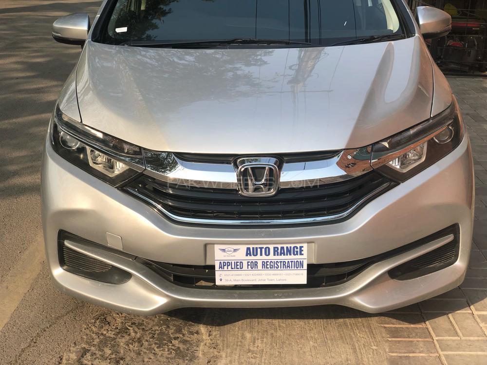 Honda Fit 1.5 Hybrid L Package 2015 Image-1