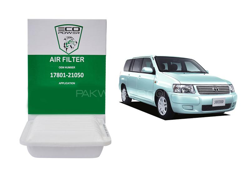 Eco Power Air Filter For Toyota Succeed 2002-2012 in Lahore
