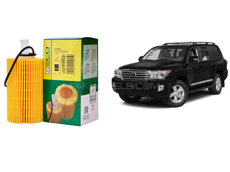 Eco Power Oil Filter For Toyota Land Cruiser 2008-2012 in Lahore