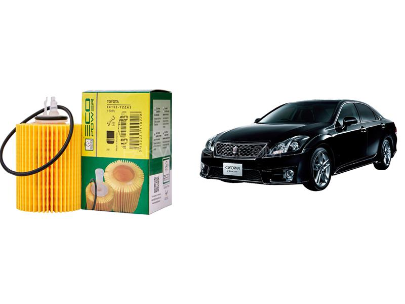 Eco Power Oil Filter For Toyota Crown 2008-2012 in Lahore