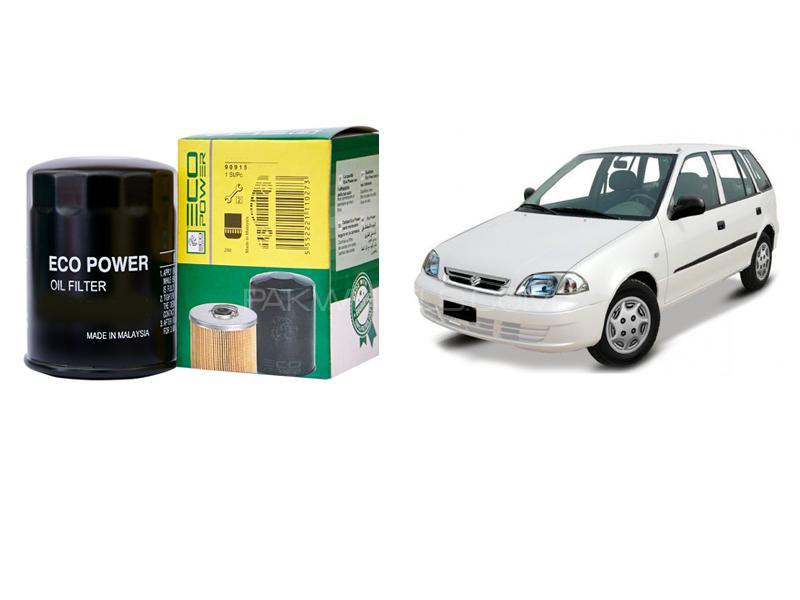 Eco Power Oil Filter For Suzuki Cultus 2007-2014 in Lahore