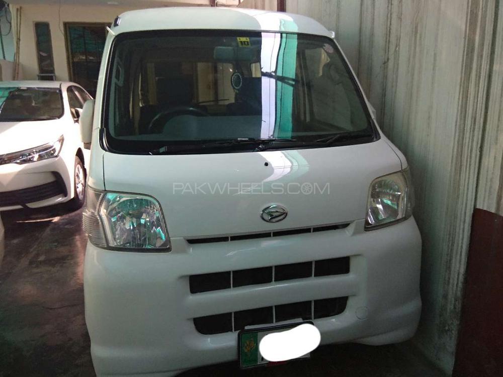 Daihatsu Hijet Deluxe 2007 Image-1