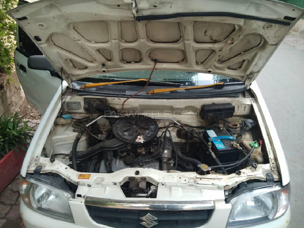 Suzuki Alto VX 2002 Image-1