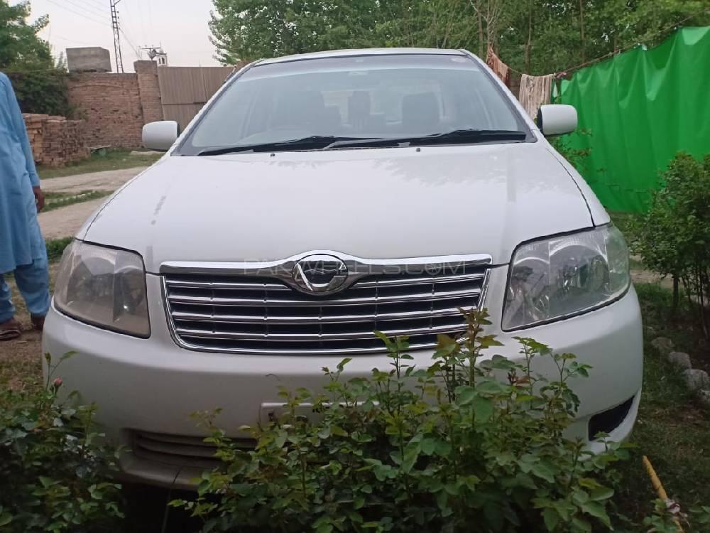 Toyota Corolla Assista X 2004 Image-1
