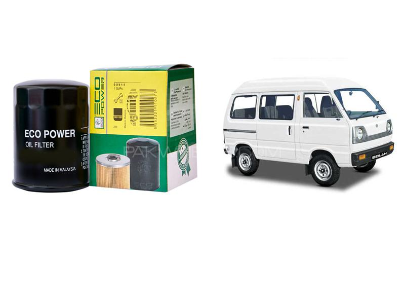 Eco Power Oil Filter For Suzuki Bolan 1998-2012 in Lahore