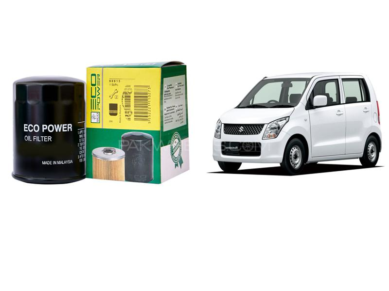 Eco Power Oil Filter For Suzuki Wagon R 2008-2012 Image-1