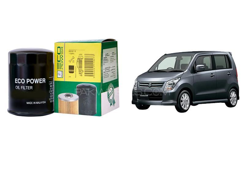 Eco Power Oil Filter For Suzuki Wagon R Japan 2012-2017 Image-1