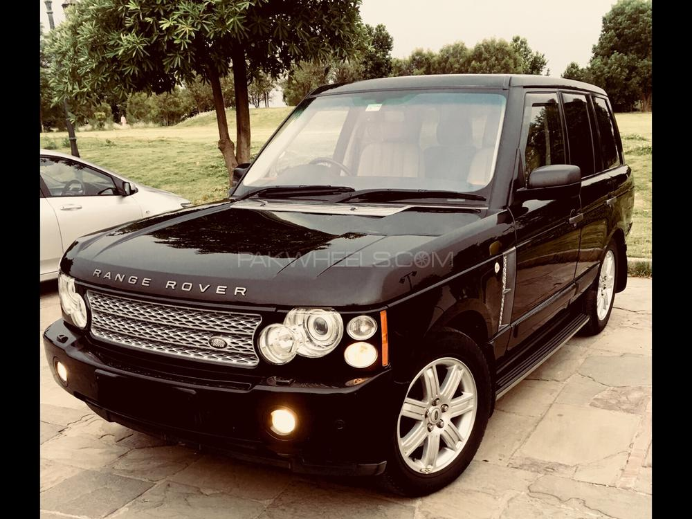 Range Rover Vogue 2007 Image-1