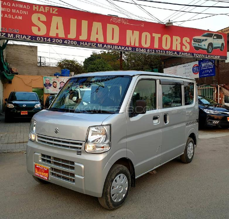 Suzuki Every GA 2017 Image-1