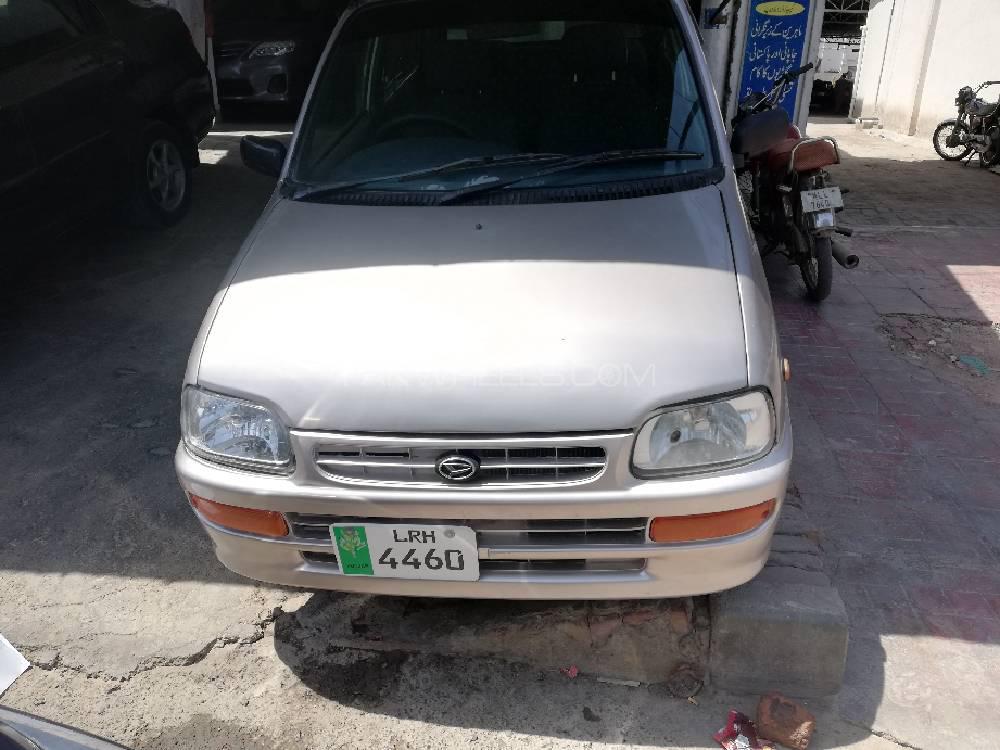 Daihatsu Cuore CL Eco 2002 Image-1
