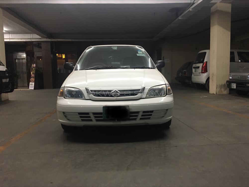 Suzuki Cultus VXRi (CNG) 2011 Image-1