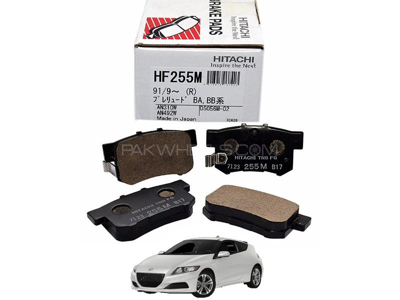 Hitachi Rear Brake Pad For Honda Crz 2010-2016 - HF255M in Lahore