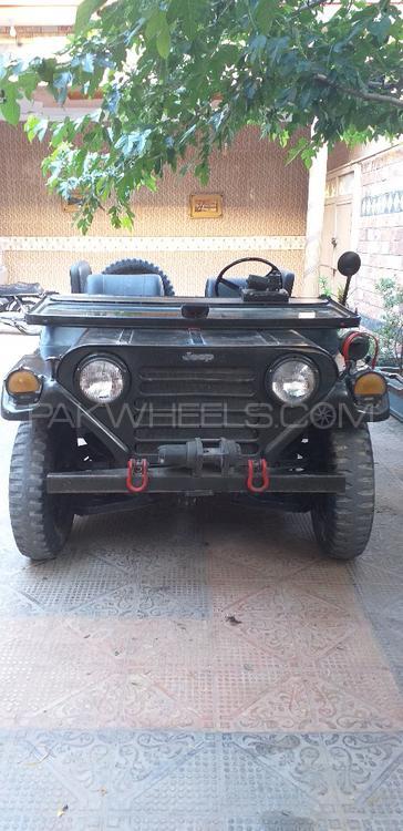 Jeep M 151 Standard 1969 Image-1