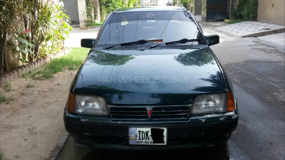 Daewoo Racer 1993 Image-1
