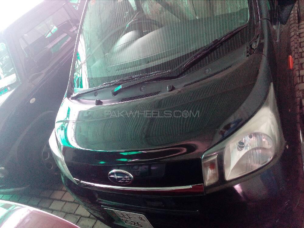 Subaru Stella CUSTOM 2013 Image-1