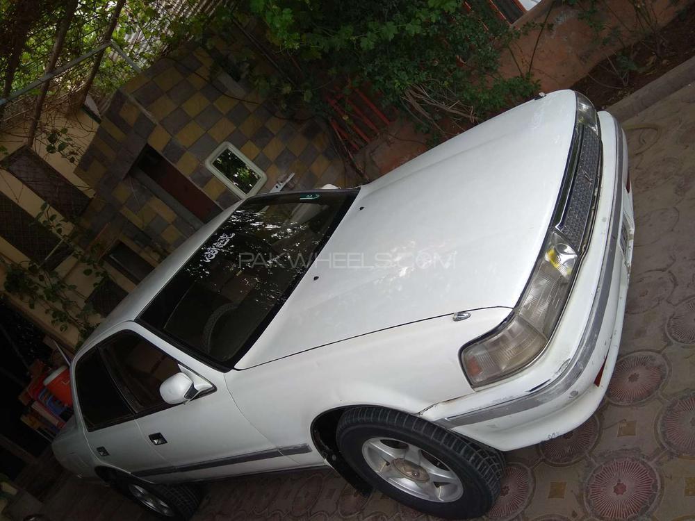 Toyota Cresta 1991 Image-1