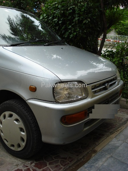 Daihatsu Cuore CX 2002 Image-4