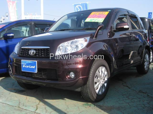 Toyota Rush G Limited 2012 Image-1