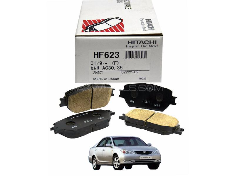 Hitachi Front Brake Pad For Toyota Camry 2001-2006 - HF623