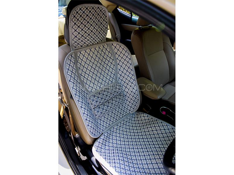 Grey Leather Look Car Seat Covers Cover For Mercedes Benz S Class 1991-1999